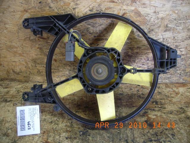 366010 Electric Fan Nissan Micra  K11  1 3i 16v 55 Kw 75 Hp  08 1992