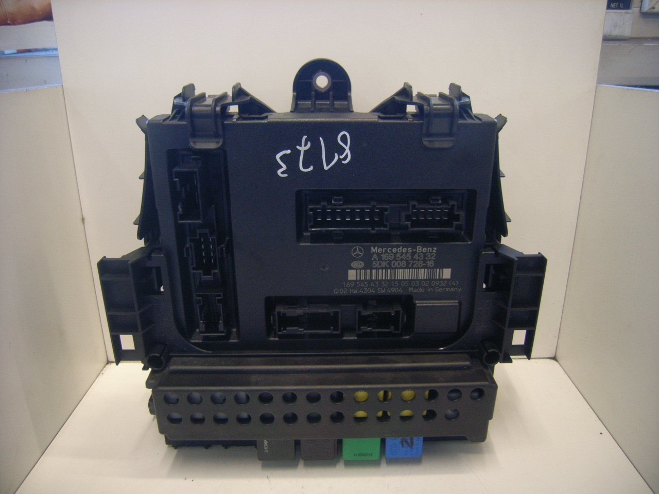 Fuse Box For Mercedes Benz Aclass Autoparts24 German Part Visual