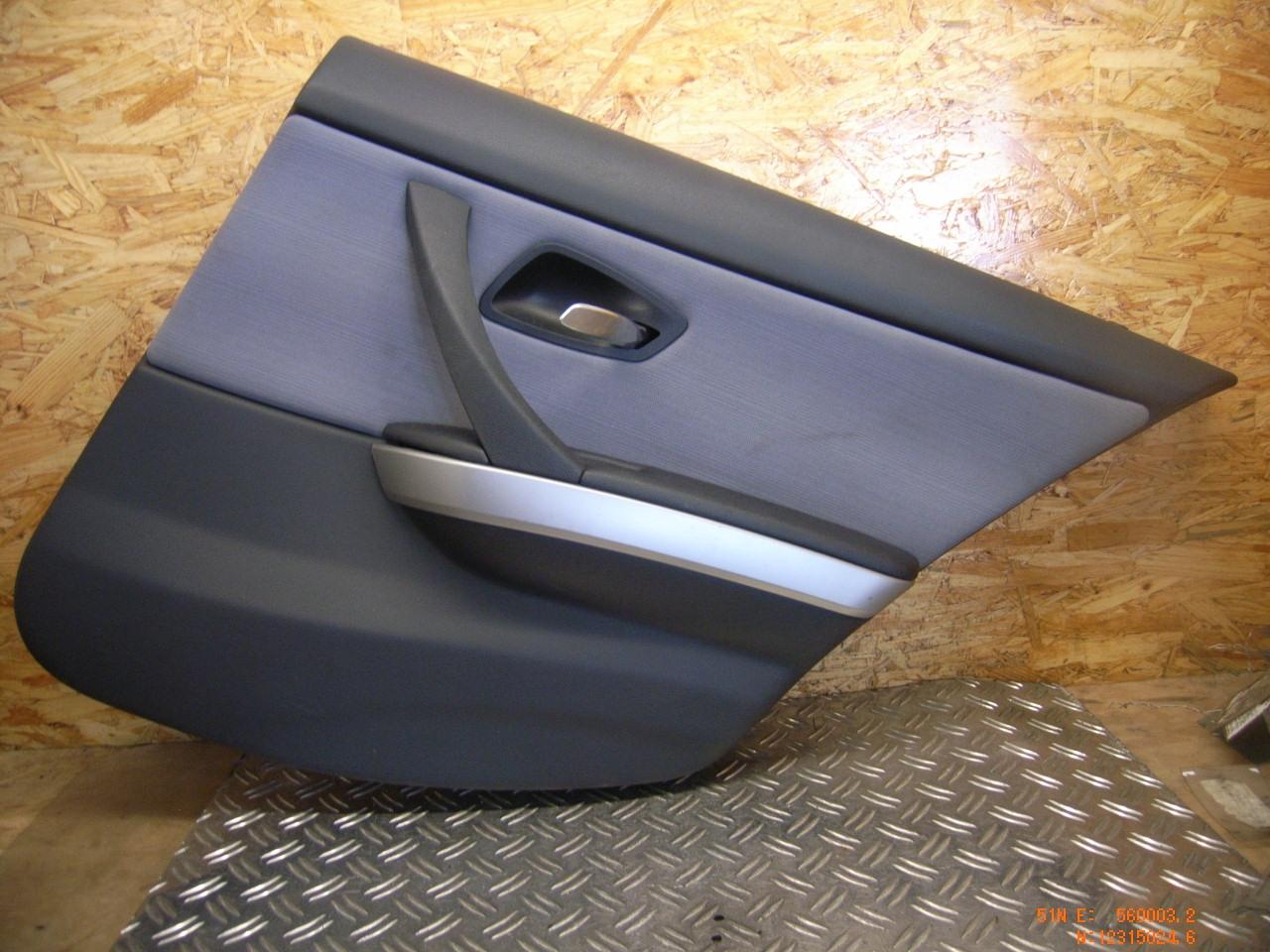 445911 t rverkleidung rechts hinten bmw 3er e90 ebay. Black Bedroom Furniture Sets. Home Design Ideas