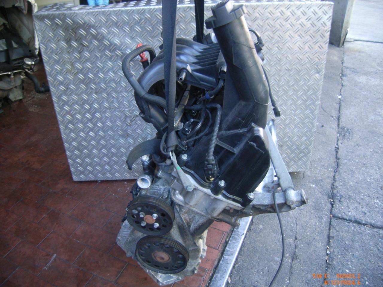 447133 motor ohne anbauteile benzin mercedes benz a. Black Bedroom Furniture Sets. Home Design Ideas